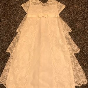Other - Adorable & Possibly Vintage Lace Dress